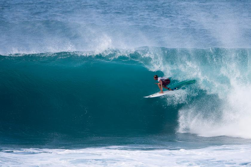 01349ba733 Big Waves Hold For Second Day Of HIC Pro