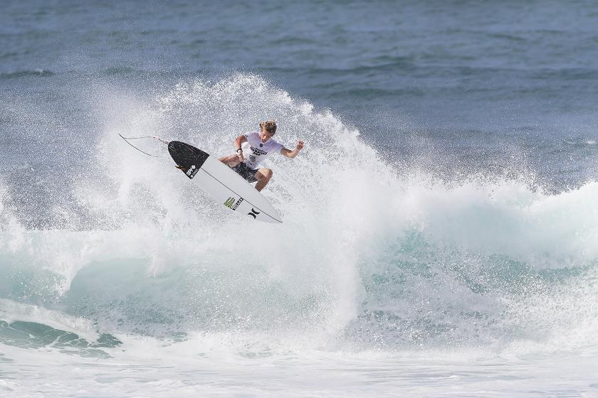 fef1e79772 John John Florence Headlines 35th Annual Vans Triple Crown of Surfing